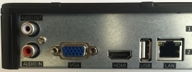 NVR DVR 4 channel POE (S3015)